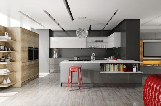 ArtiCAD Uform Contemporary Kitchen