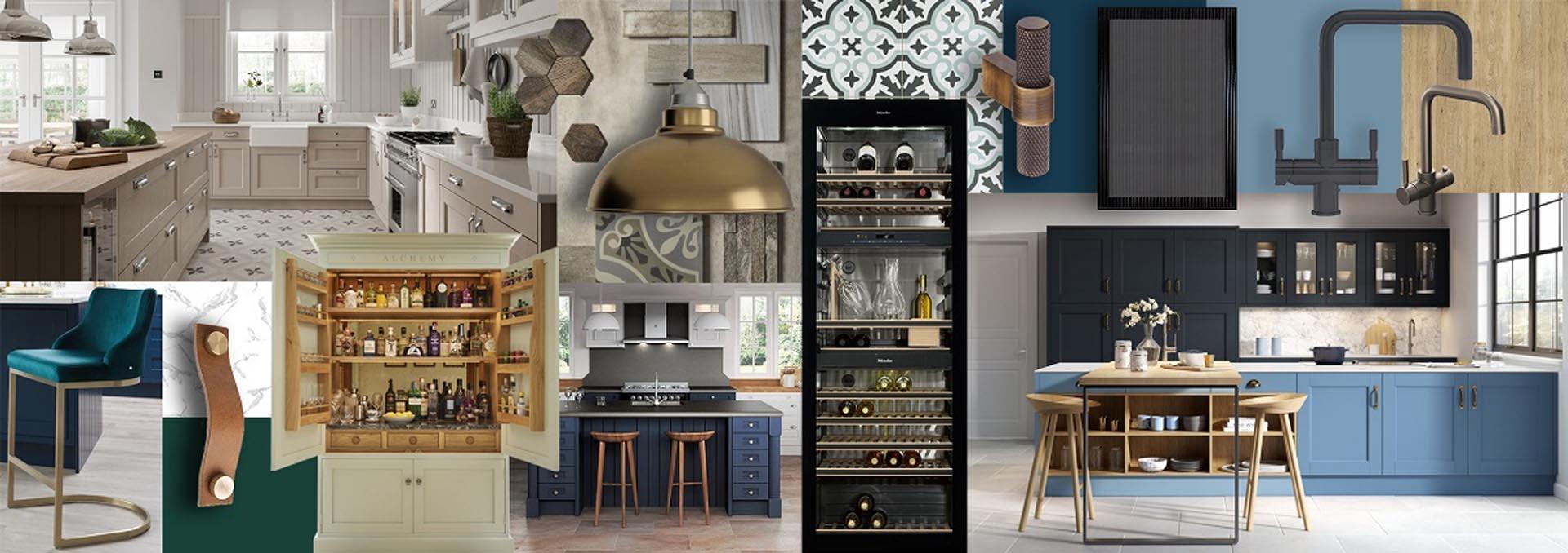 Summer Kitchen Trends Kitchens