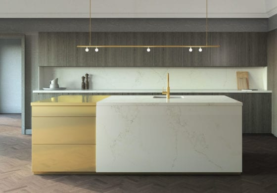 ArtiCAD Empira White Kitchen
