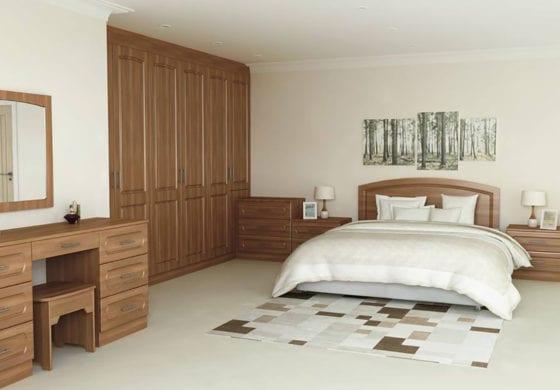 ArtiCAD Wooden Bedroom render