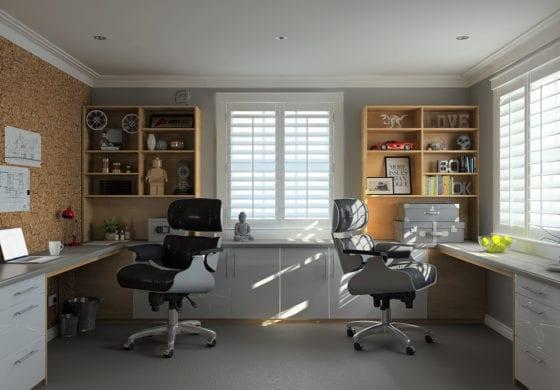 ArtiCAD Home Office render