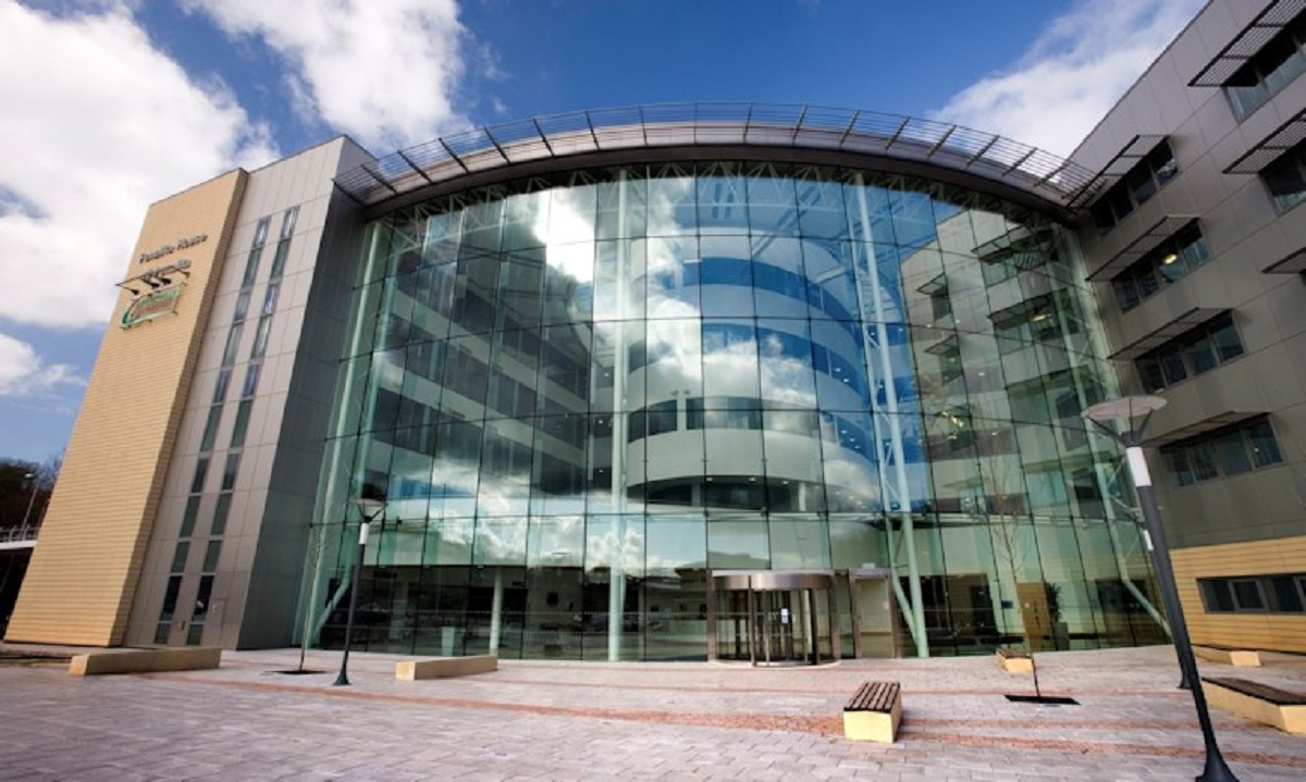 Caerphilly Council building image