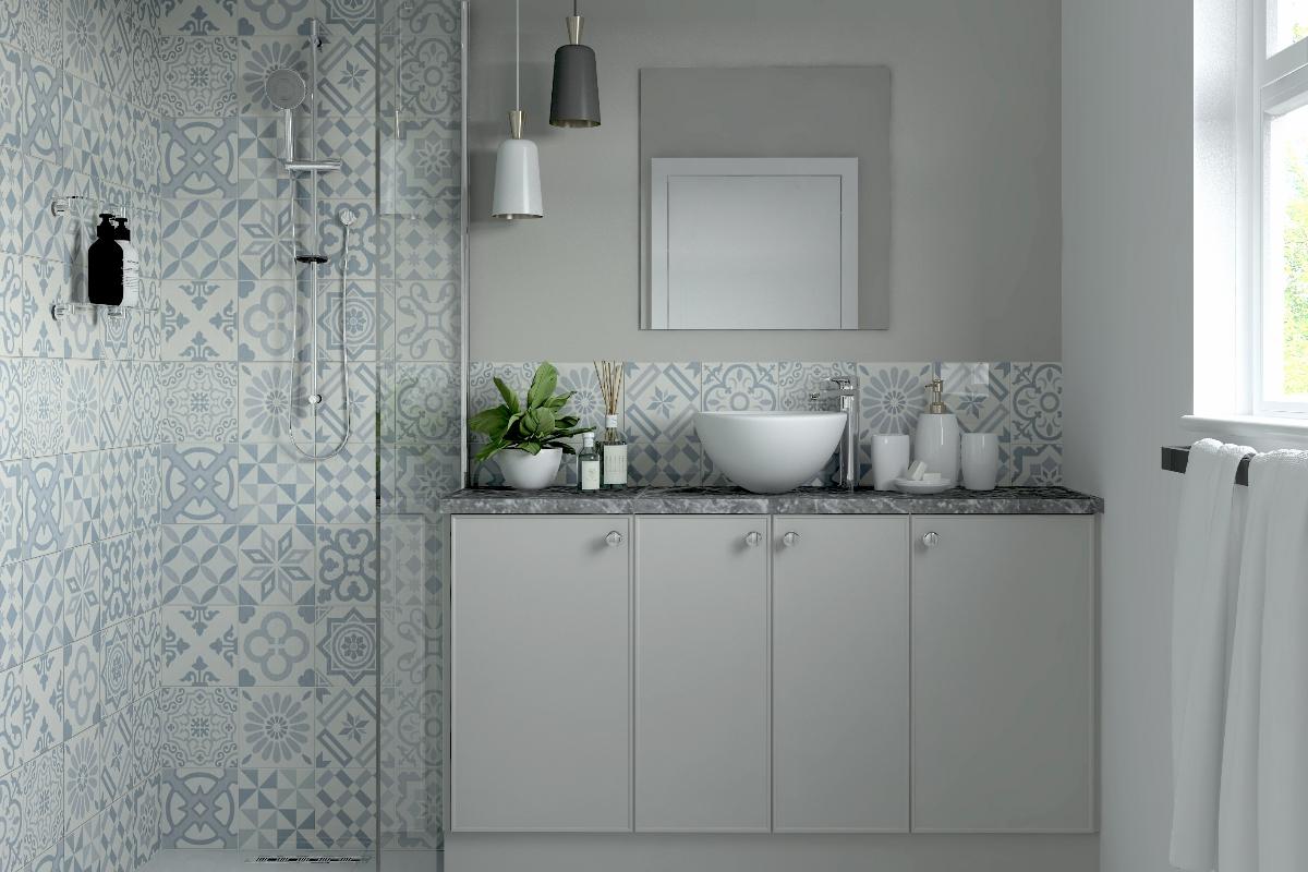 ArtiCAD Mereway Bathroom render
