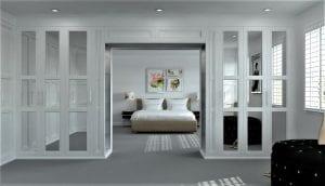 Cotteswood VR bedroom