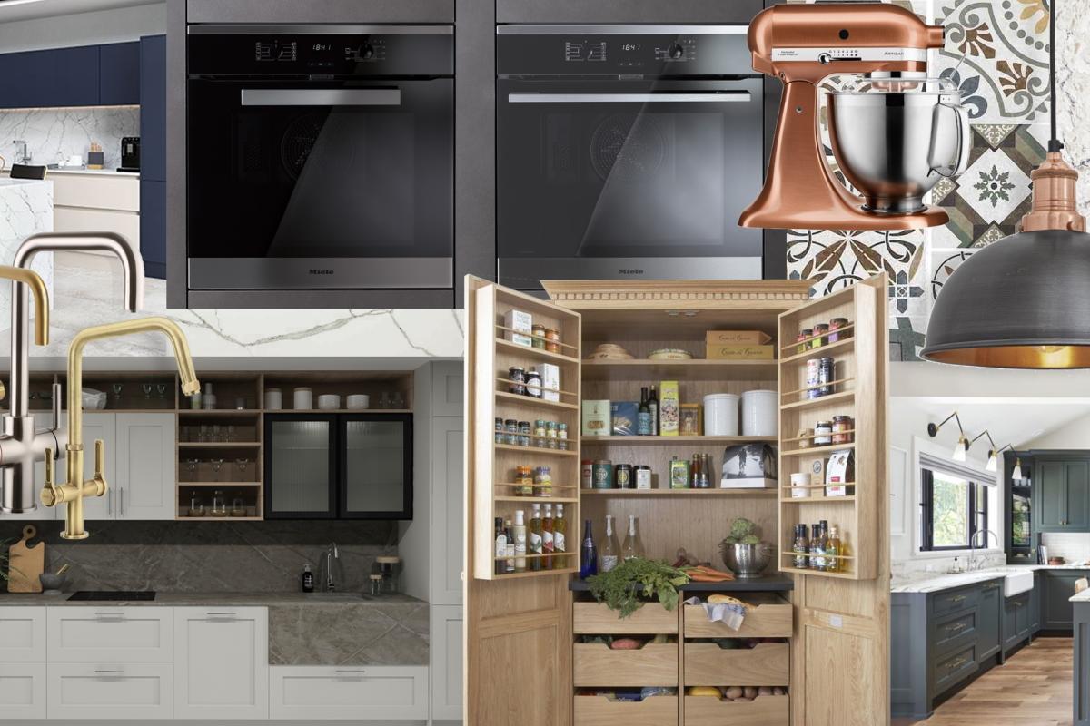 Winter 2019 kitchen, bathroom & bedroom trends