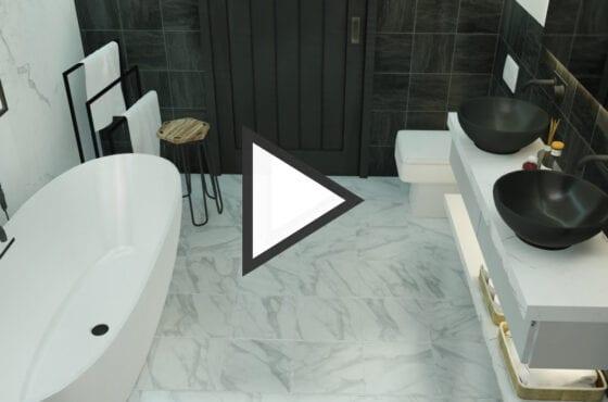 ArtiVR bathroom view