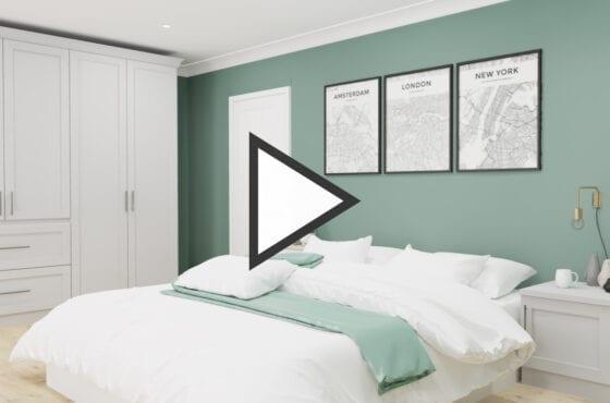 ArtiVR bedroom