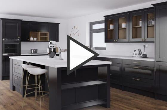 ArtiVR kitchen