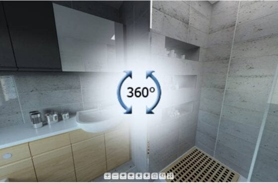 Pan360 bathroom image