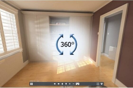 bedroom pan360