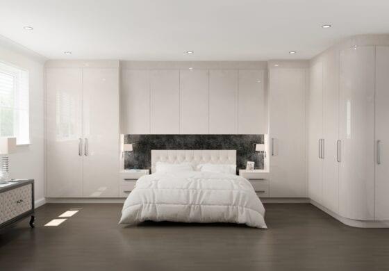 ArtiCAD Light Bedroom render