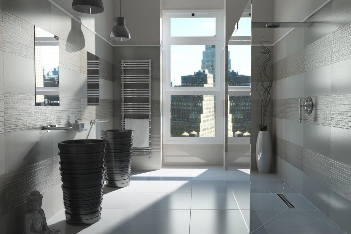 ArtiCAD Loft Bathroom render