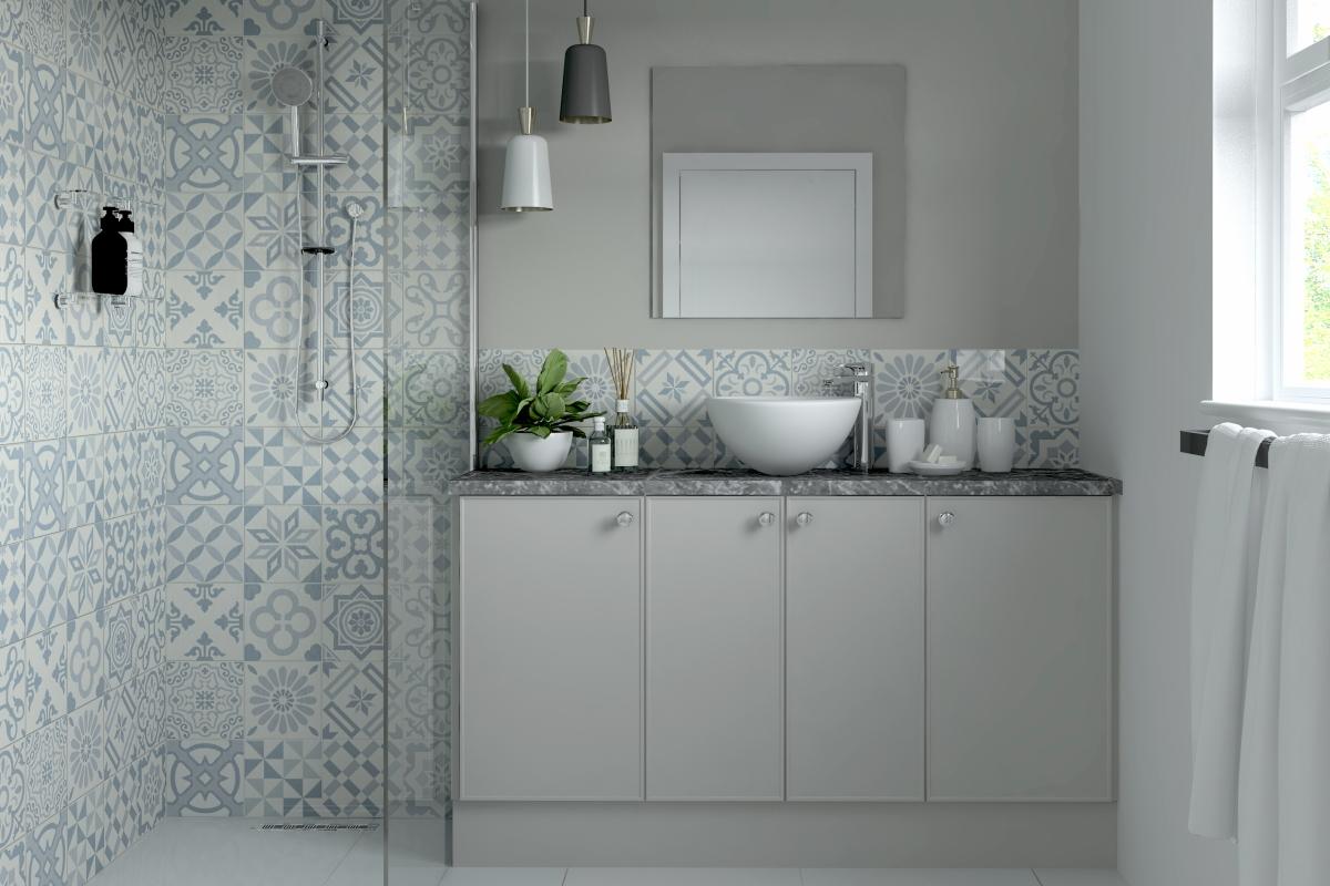 Mereway Trend Bathroom render
