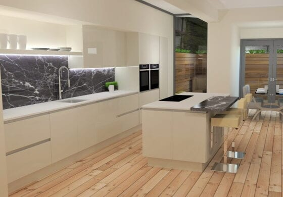 ArtiCAD Modern Extension by Roma Interiors