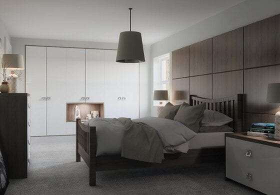ArtiCAD Modern Bedroom by Cuillin Ridge Design