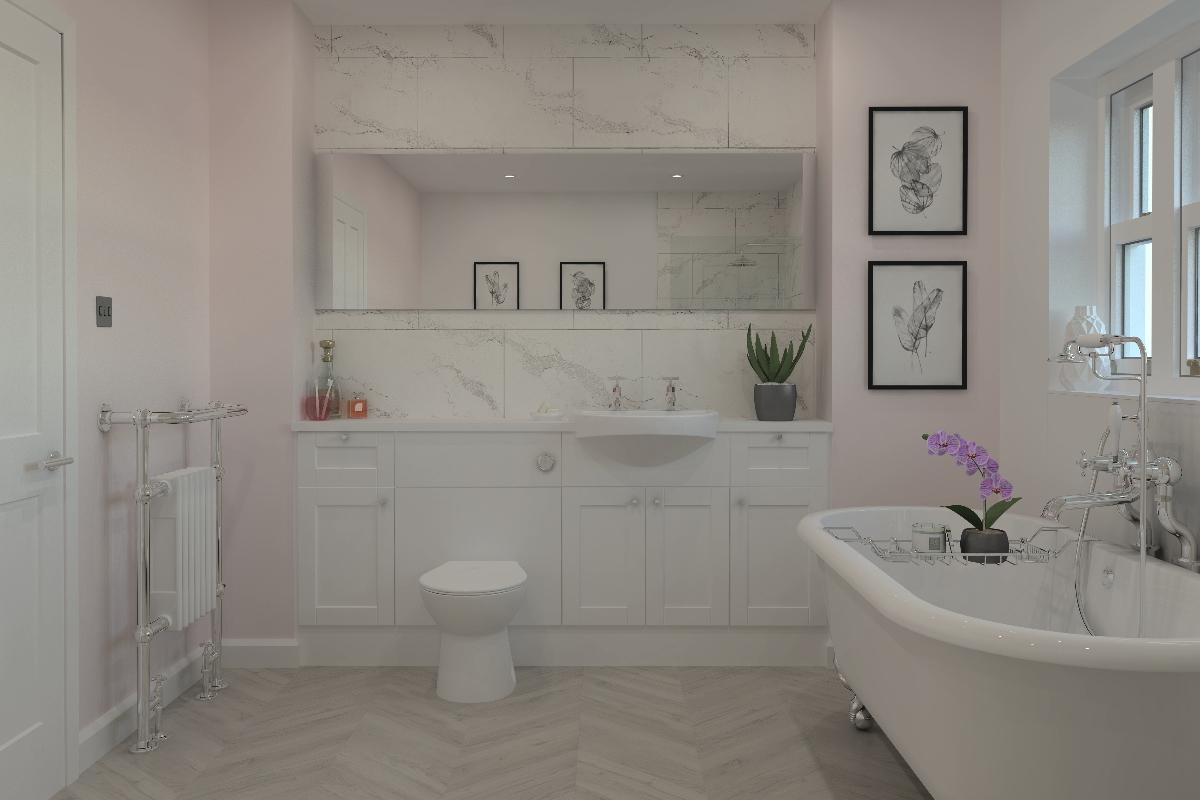 ArtiCAD Bathrooms to Love Render