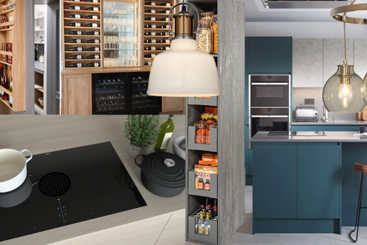 Autumn 2020 Trends Kitchens image