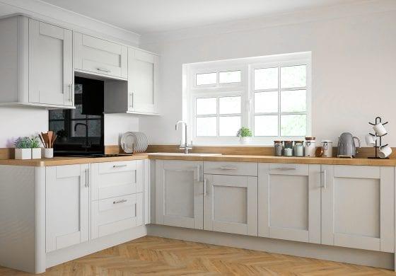 ArtiCAD Shaker Kitchen by Wilson Interiors