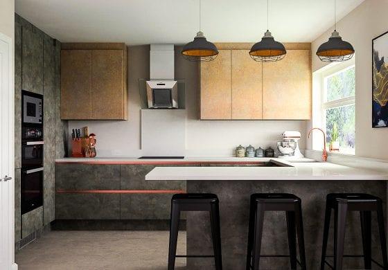 ArtiCAD Wilson Interiors Modern Kitchen by Wilson Interiors