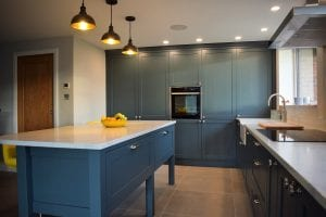 Everfine Blue Kitchen image