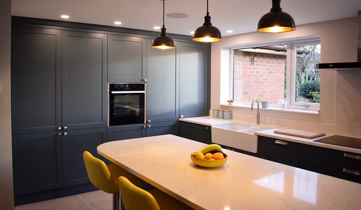 Everfine Installations kitchen image