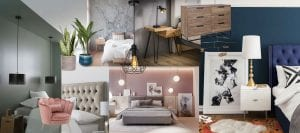 2021 Bedroom trends image