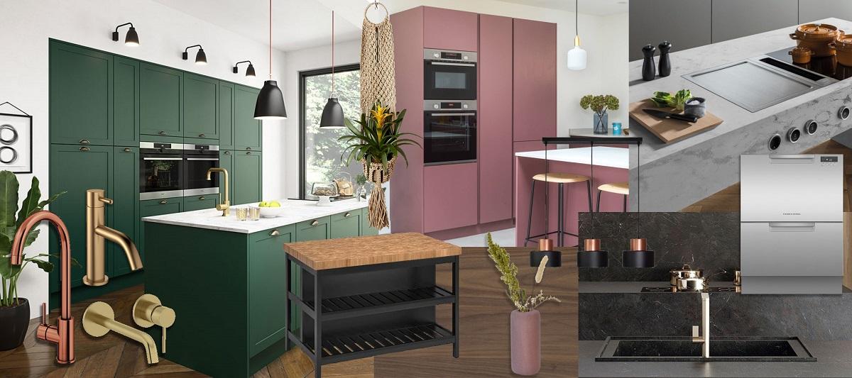 2021 Kitchen trends image