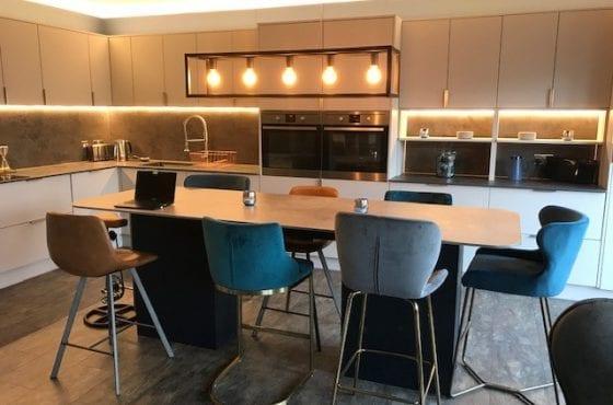 Helix Interiors Kitchen