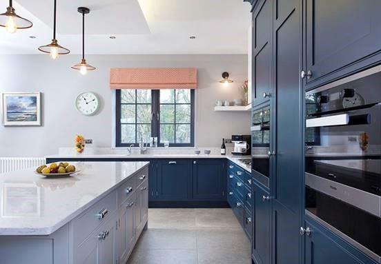 Johanna Montgomery Designs kitchen