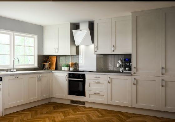 ArtiCAD Super Matt White Kitchen By Wilson Interiors