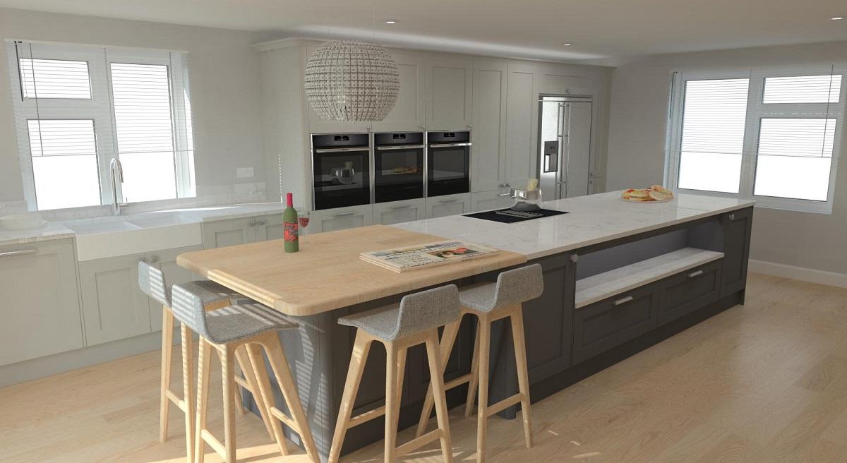 Input Kitchens kitchen render 1