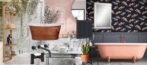2021 Bathrooms Summer trends