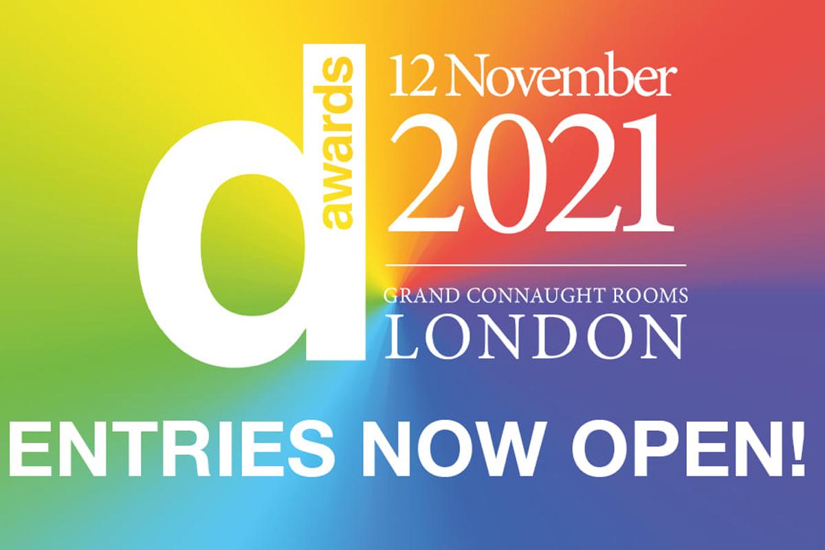 Designer Awards 2021 logo