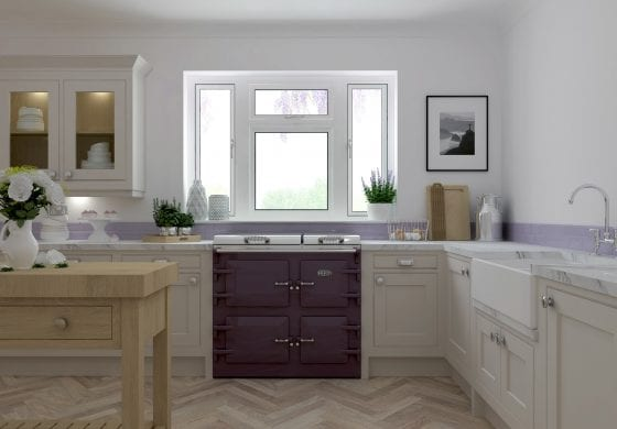 ArtiCAD Kitchen with Freestanding Oven