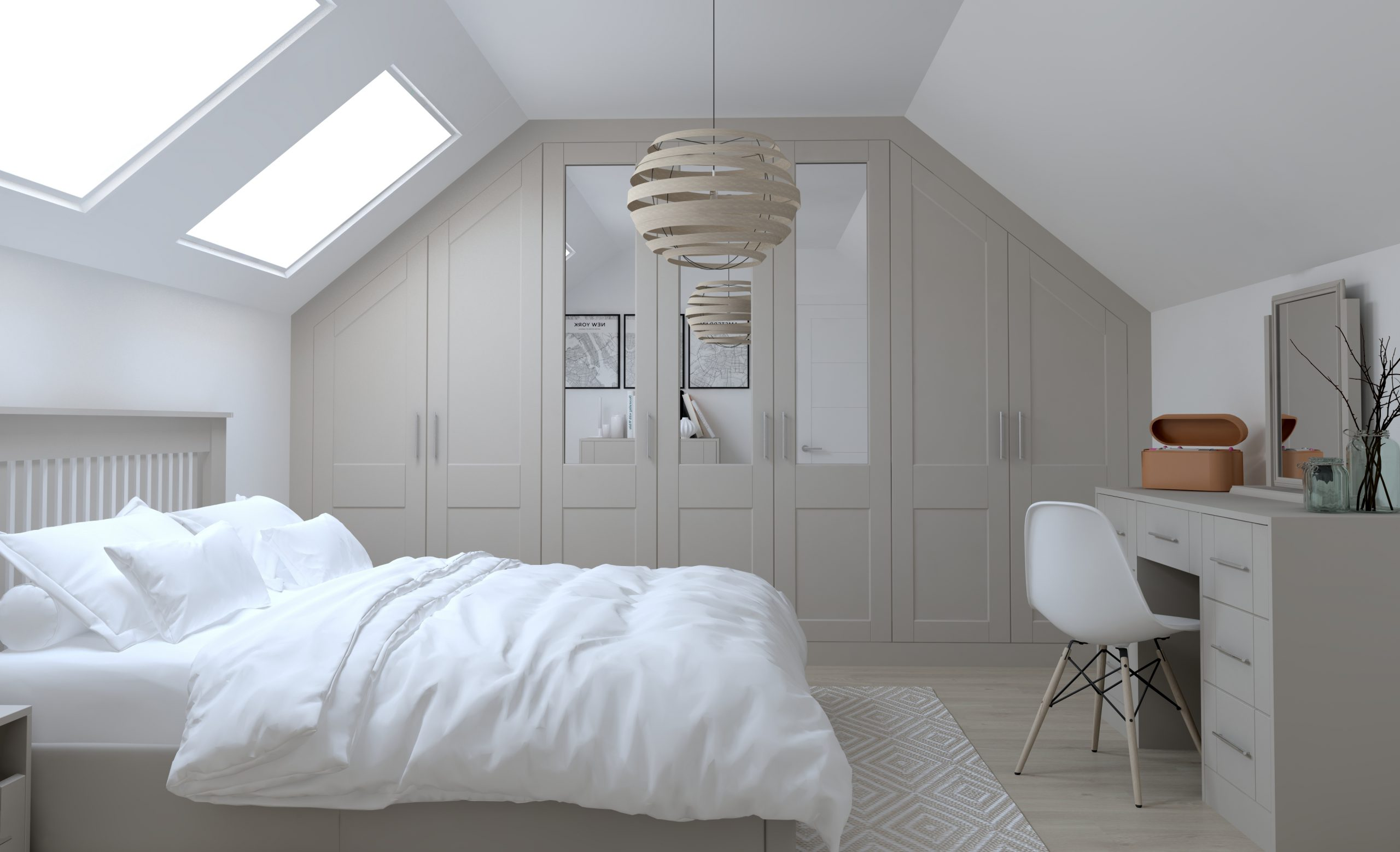 ArtiCAD-Pro Cashmere Bedroom